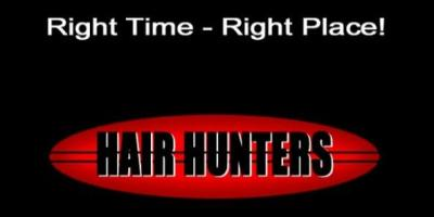 Hair Hunters - Logo